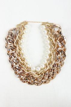 Elegant Bash Necklace