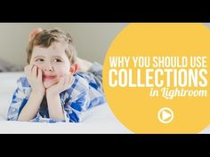 What are Lightroom collections & why you should be using them! | Two Blooms Lightroom Presets for Portraits