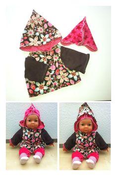 Puppenkleidung (Klimperklein)