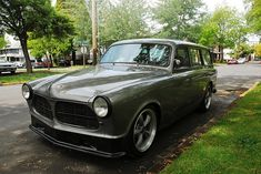 1965 65 Volvo 122S Amazon Station Wagon 5 Door B18 M40 Custom 3