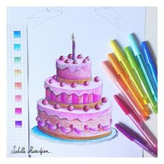 Cake - Isabelle Kessedjian