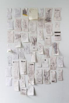 Receipts Collages, Collage Art, Art Alevel, Gcse Art, Consumerism, Environmental Art, Installation Art, Art School, Art Inspo