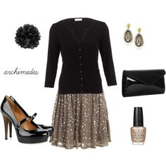Out on the Town, created by archimedes16 on Polyvore