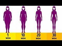 Dance Core WORKOUT   Mega Heißes Workout zum Fett verbrennen   VERONICA-GERRITZEN.DE - YouTube
