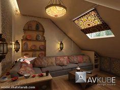 Worldly interiors