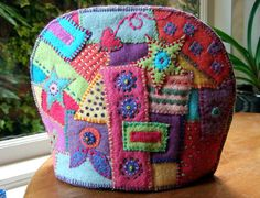Tea Cosy - from annrowley (flickr)