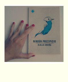 """""""Ningún precipicio"""" de Olalla Cociña. Editorial Toxosoutos."""