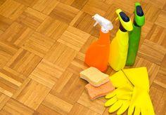 Detersivo fai da te per i pavimenti di casa