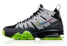 What are your thoughts on the EA Sports x Nike Air Trainer Max 94 QS? Casual Sneakers, Air Max Sneakers, Sneakers Fashion, Sneakers Nike, Classic Sneakers, Tenis Basketball, Basketball Shoes For Men, Nike Air Shoes, Nike Air Max