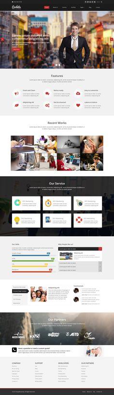 57 besten bootstrap Bilder auf Pinterest | App design, Design web ...