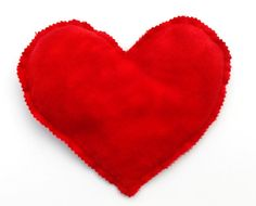 A snuggly Warmie heart to keep your loves extra cozy this Valentines Day! What is a Warmie?! A Warmie is an aromatic, soothing, cotton flannel,