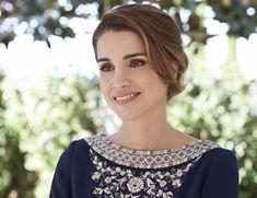 Rania al Abdullah Queen Consort of Jordan Queen Silvia, Queen Elizabeth Ii, Beautiful Muslim Women, Most Beautiful, Prince Michael Of Kent, Arabian Princess, Queen Rania, Princess Madeleine, Westminster Abbey