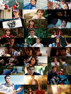 Charlie St. Cloud. I saw this film yesterday and it's so sad and beautiful at the same time!!!
