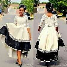 Image result for xhosa outfits