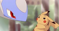 Image result for pokemon anime barry gif