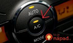 Chyba, ktorú robí väčšina šoférov pri používaní klimatizácie. Vyvarujte sa jej v…
