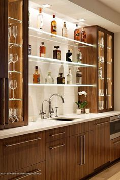 The property 135 Miners Trail Rd, Aspen, CO 81611 is currently not for sale on Zillow. Home Wet Bar, Diy Home Bar, Modern Home Bar, Home Bar Decor, Bars For Home, Home Bar Counter, Bar Counter Design, Bar Cabinets For Home, Basement Bar Designs