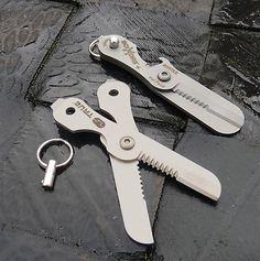 True Utility: True Utility sciXors+ --- Heinnie Haynes - Knives, Pocket Tools and Accessories