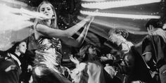 """Vintage Photos of Disco Fever and Studio 54 Scene - 40th Anniversary of """"The Hustle"""""""