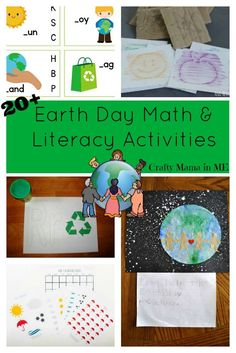 Earth Day Math and L