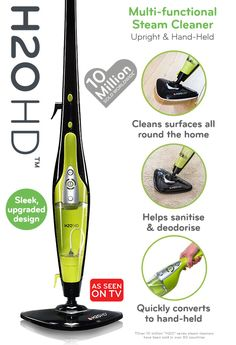 H2O HD® - Advanced Steam Cleaner