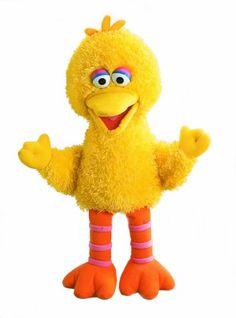 3a719475359323 Gund Sesame Street Big Bird Full Body Hand Puppet GUND https://www.