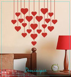 When it comes to Valentine's Day decor, think outside your average box of chocolates! Our Valentine's Day selection has bold reds and heartfelt styles that capture the style of the season. From pillows to banners, find the perfect Valentine's Day . Diy Valentine's Day Decorations, Valentines Day Decorations, Valentine Day Crafts, Decor Ideas, Diy Ideas, Romantic Valentines Day Ideas, Romantic Ideas, Get Happy, Valentine's Day Diy