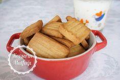 İrmikli Bebe Bisküvisi Tarifi | Kevserin Mutfağı - Yemek Tarifleri