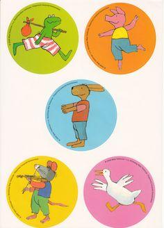 kikker en zijn vriendjes New School Year, Pre School, Tweety, Kindergarten, Cartoon, Kids, Fictional Characters, Toad, Children Books