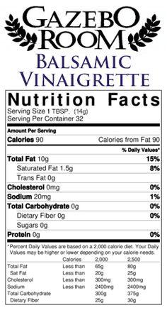 Greek Salad Nutrition Facts