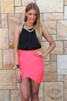 SKIRT: http://www.glamzelle.com/collections/skirts/products/chic-hot-mamacita-bandage-skirt-5-colors-available-1