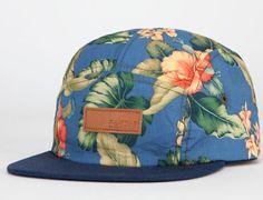 "5-Panel Fridays: KATIN ""Tropics"" Cap   OH SNAPBACKS Vintage & New Snapback Caps Hats"