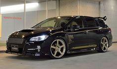 Rowen Subaru Levorg RR