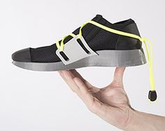 bruno truong creates recyclable shoes with engineered materials