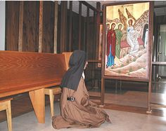 Byzantine Discalced Carmelites - Community