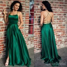 Spaghetti Straps Long Simple Cheap Soft Elegant Modest Long Prom Dresses, Source by maggieleeming dress elegant Backless Prom Dresses, Hoco Dresses, Cheap Prom Dresses, Modest Dresses, Dance Dresses, Homecoming Dresses, Dress Prom, Wedding Dresses, Formal Evening Dresses