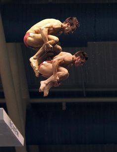 Olympic diving trial results