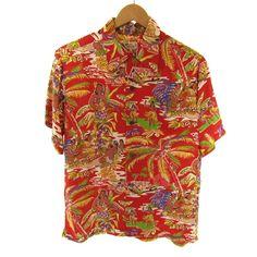 0248cb97d4bc 71 Best Aloha images in 2018   Aloha shirt, Vintage hawaiian shirts ...