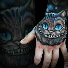 Cheshire Cat Tattoo | Best Tattoo Ideas Gallery