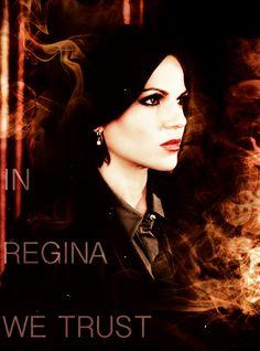 In Regina We Trust |Evil Queen |Regina Mills |OUAT