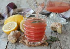 Elisir dimagrante, la bevanda che fa dimagrire con il gradevole sapore del pompelmo rosa, che attenua la fame, e quello dello zenzero e del limone.