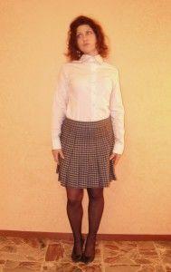 Moda fai da te – La Gonna a Pieghe / How to sew a pleated skirt - infos and tutorial on my blog!!