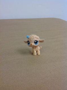 Littlest Pet Shop, LPS, #447 Lamb