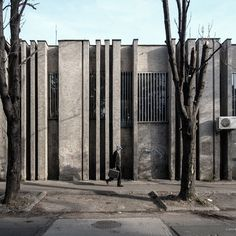 Socialist Modernism photography series by BACU aims to help preserve Eastern Bloc architecture