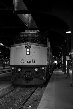 Toronto Train Station | Flickr - Photo Sharing!