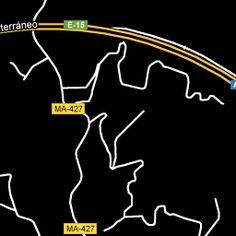 Marbella-Nagueles-istan-recorridoduatloncross-Marbella - Marbella, Andalucía (España)- GPS track
