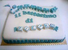 baptesim boy cake