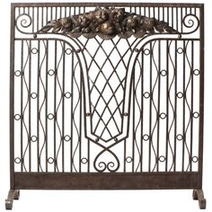 art deco fireplace screens | We work with the world's best shippers to deliver your item anywhere ...