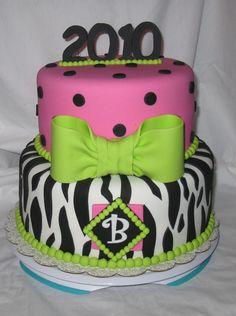 Graduation cake idea.