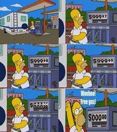 Homer win!